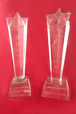 最佳创意奖&最受欢迎银奖